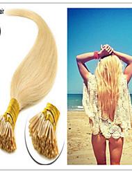 Pré-collé i Tip cheveux # 1b 100g / pc 1.0g / Strand cheveux naturels