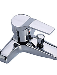 Wall Mounted Single Handle One Hole with Chrome Kitchen faucet