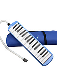 Blue IRIN32 Key Mouth Organ