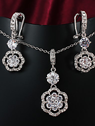 2015 New Product Casual Platinum Plated Necklace Wedding & Engagement Jewelry Long Necklace Women High Quality