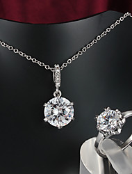 Hot Selling Products Casual Gold Plated Necklace Earrings Sets Jewelry Sets Necklace Set