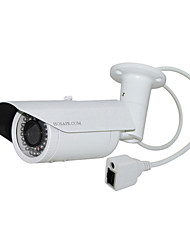 HOSAFE™ Bullet Outdoor IP Camera 1080P 2.8-12mm Zoom Lens, Buit-in POE ONVIF