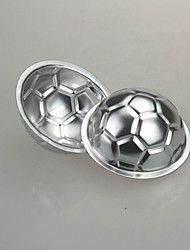 Aluminum Birthday Cake Baking Jello Chocolate Football Pan Mold DIY Non-toxic