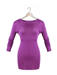 Frauen Casual fashion warmen Pullover top