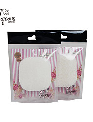 MISS GORGEOUS®  New Durable Top Lady Beauty Sponge Pad Foundation Beauty Makeup Powder Puff