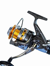 New design 5.2:1 10 Ball Bearings Sea Fishing/Spinning/Freshwater Fishing/Boat Fishing/Carp Fishing Reels