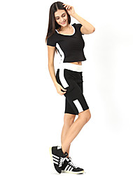 Women's Running Clothing Sets/Suits Fitness / Racing / Leisure Sports / Running Wicking / Compression / Lightweight Materials Others