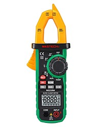 Mastech-ms2109a-600a Automatic Range Ac & Dc Current Clamp Digital Multimeter With Ncv+ Temperature +hz+ Lamp