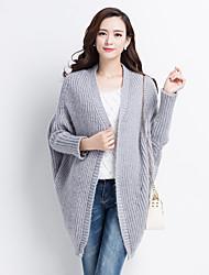 Nizi Women'S Loose Bat Sleeve Sweater Coat Cardigan Sweater Shawl