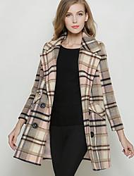 Women's Long Hair Coat