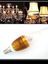 3w e14 300-350lm LED Kerzen LED-Lampen (220 V)