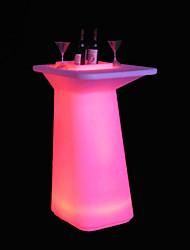 Llluminated Bar Furniture Cocktail Bar Table Leisure Bar Cocktail Table