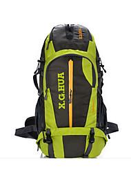 50 L Tourenrucksäcke/Rucksack / Wandern Tagesrucksäcke / Radfahren Rucksack Camping & Wandern / Klettern / Reisen OutdoorWasserdicht /