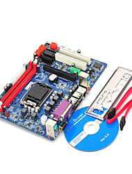 intel p55 + l ATX LGA1156 ordinateur carte mère - multicolore