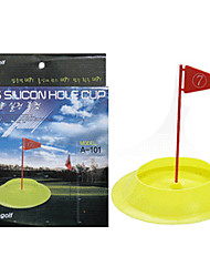 Golf trou tasse
