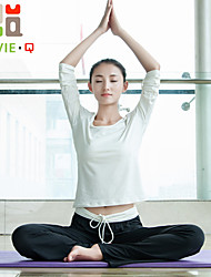 LAVIE.Q® Yoga Suits Yoga Pants +Yoga Top/Yoga Shirts Stretchy Sports Wear Yoga/Pilates/Fitness/Running/Gym Suits