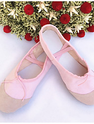 High Quality Canvas Upper Dance Shoes Ballet Slipper for Adult and Kids More Colors