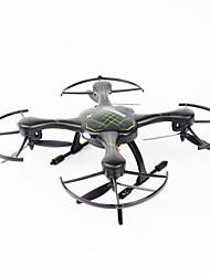 Drone FQ777 955 4 Canaux 6 Axes 2.4G - Quadri rotor RC Retour Automatique Mode Sans Tête Vol Rotatif De 360 Degrés Station au SolQuadri
