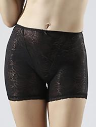 Para Mujer Bragas Panti Modelador - Nailon / Viscosa