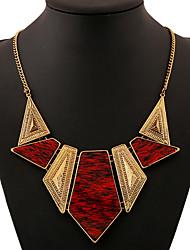 Alice European retro fashion female Tassel Necklace