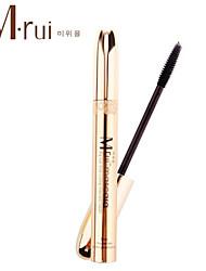 M.rui Thick Eyelashes Fiber Lashes Black Waterproof Eye Lash Mascara Set