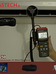 MASTECH medidor de ar profissional ms6250 - vento medidor de velocidade do vento