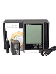 BSIDE BTHAI01E Tempereature Humidity Data Logger With Large Display And Sound Light Alarm(long Probe) With SMS Alarm