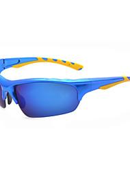 Sunglasses Men's Classic / Sports / Polarized Wrap Black / White / Red / Blue Sunglasses Half-Rim