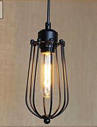 Luzes Pingente - Metal - LED - Sala de Estar / Sala de Jantar / Corredor / Exterior