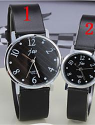 пары унисекс сократился моды наручные часы