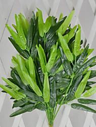 Polyester Plantes Fleurs artificielles