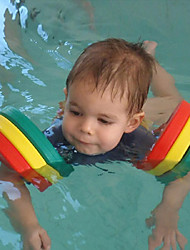 Detachable Foam Swim Discs Swim Armbands Kids Swim Float for Water Pool Set of 6 (Random Color)