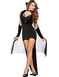 Costumes - Déguisements thème film & TV / Sorcier - Féminin - Halloween / Noël / Carnaval - Robe / Gants / Cape