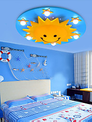 Led Pendant Light/Led Night Light/ Chirldren Pendant Light/Chirldren Room Baby Room Light/Metal