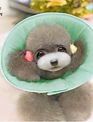 FUN OF PETS® Cute Sponge Protective Pets Dogs Collar  for Medical Use Health Care (Assorted Sizes and Colours)
