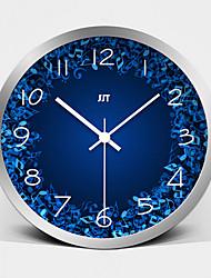 Reloj de pared - Vidrio/Metal - Moderno/Contemporáneo - Vidrio/Metal