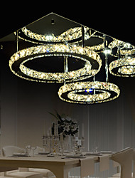 Pendant Lights Crystal Modern/Contemporary Bedroom/Dining Room Crystal