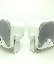 "3.5"" Heavy Duty Waterproof Marine Box Speakers for Boat ATV UTV 1 Pair(100W)"