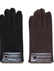 Outdoor Cycling Warm Velvet Gloves Touch Screen Gloves