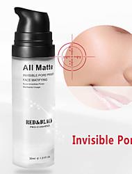 Red&Black Invisible Pore Primer Face Matifying Makeup Base 30ml