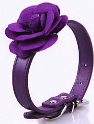 BQ Pet Flowers Collar