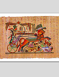 Oil Painting Horse Style , Canvas Material with Stretched Frame Ready To Hang SIZE:60*90CM.