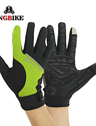 BATFOX Full Finger Men Cycling Gloves Slip mtb bike/bicycle guantes ciclismo racing sport breathable shockproof F-521