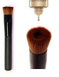 2015 Multipurpose Liquid Foundation Brush Pro Powder Makeup Brushes Set Face Make up Tool Beauty Cosmetics