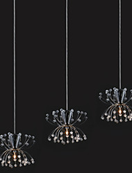 Simple Modern Dandelion Crystal Pendant lamp Patented Product 3