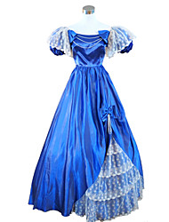 Steampunk®Civil War Southern Belle Ball Gown Dress Party Dress
