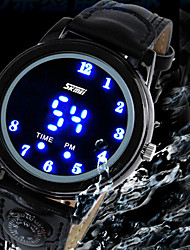 Watches Men Skmei Montre Homme Led Waterproof Wrist Watch Unisex Watches Digital-Watch Cool Watch Unique Watch