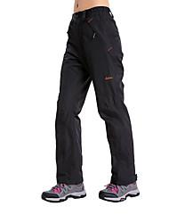 Clothin Women's Warm Softshell Pants Snow Ski Pants Thicken Pants(Black,Armygreen,Gray)