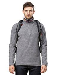 Outdoor Men Autum Winter Warm Thermal Fleece Long Sleeve Jackets Coat S-XXL