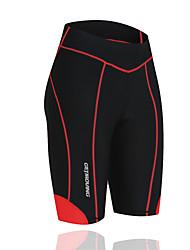 GETMOVING Cuissard Rembourré de Cyclisme Femme Homme Vélo Shorts Rembourrés Vêtements de Compression/Sous maillot Cuissard  / Short Bas